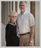 Ted and Ellen Presley, World Travelers and Culture Experts with knowledge of six different languages between them.