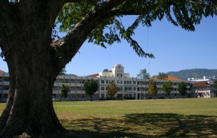 My old high school in Penang: My time at Chung Ling wasn't perfect, but it definitely got me ready for life in America and in University!