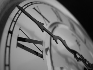 """Lost time is never found again."" - Benjamin Franklin"