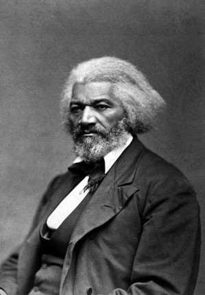 Frederick Douglass - an inspirational figure for all seeking to grow in knowledge