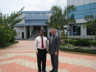 Sam Balachander, Director EYL, at Ebenezer Int'l Schools