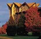 The most iconic structure on Valparaiso University's campus is its majestic chapel.